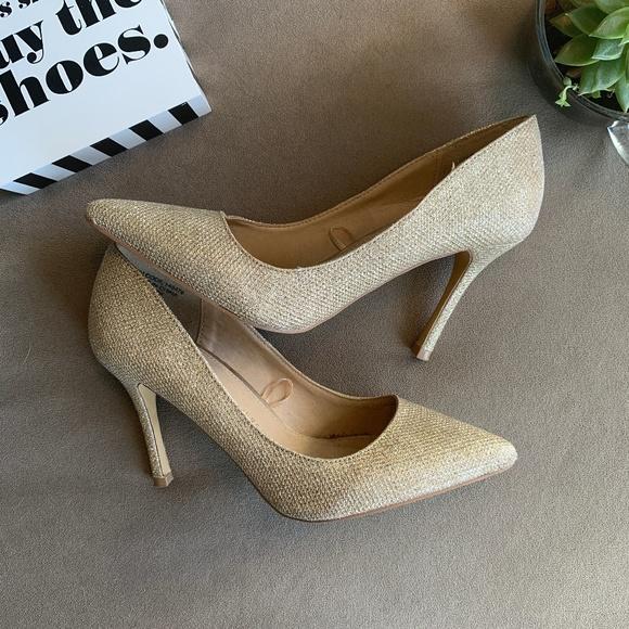 386a0f3ab04 Primark Atmosphere Glitter Stiletto Heels